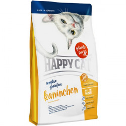 Happy cat Sensitive Grainfree králik 300 g