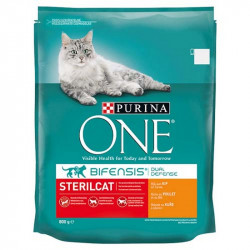 Purina ONE Sterilcat kura 800g