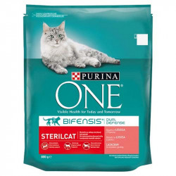 Purina ONE Sterilcat losos 800g