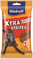 Vitakraft Xtra STRIPES hovädzie 200g