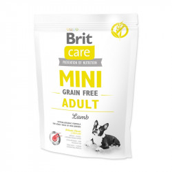 Brit Care dog Mini GF Adult lamb 400 g
