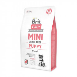 Brit Care dog Mini GF Puppy lamb 2 kg
