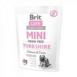 Brit Care dog Mini GF Yorkshire 400 g
