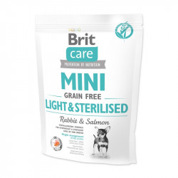 Brit Care dog Mini GF Light/sterilised 400 g
