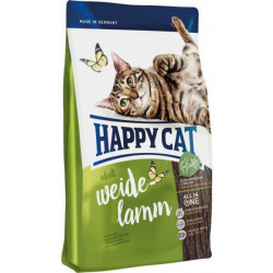 HAPPY CAT Supreme Adult Weide-Lamm 300 g