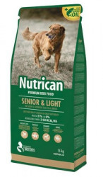 NutriCan Senior & Light 15kg