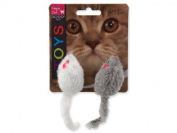 Magic Cat Myšky s catnipom 11cm (2ks)