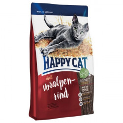 HAPPY CAT Supreme Adult Voralpen-Rind 300 g