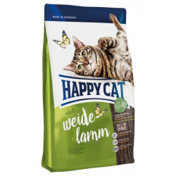 HAPPY CAT Supreme Adult Weide Lamm 1,4 kg