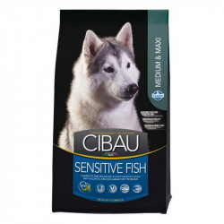 Farmina Cibau dog sensitive Fish & Rice - 2,5kg