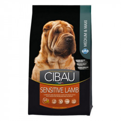 Farmina Cibau Sensitive Lamb & Rice - 2,5 kg