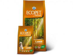Farmina Ecopet Natural Lamb - 2,5 kg