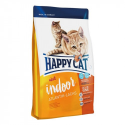 Happy Cat Indoor Adult Atlantik-Lachs 1,4 kg