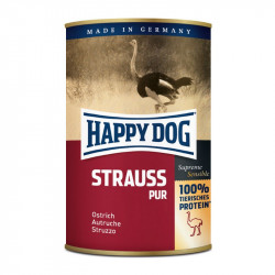 Happy Dog Straus Pur - 400g