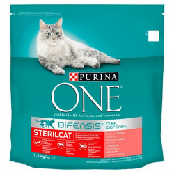Purina ONE Sterilcat losos 1,5kg