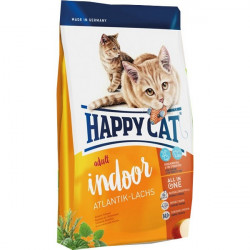 Happy Cat Indoor Atlantik Lachs 300 g