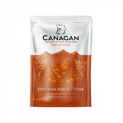 Canagan Pouch Chicken for  Kittens  85g