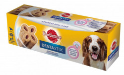 PEDIGREE pochúťka DENTA stix Twice Weekly - MEDIUM 80g / 1ks