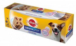 PEDIGREE pochúťka DENTA stix Twice Weekly - SMALL 40g / 1ks