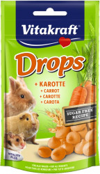 Vitakraft Drops carrot 75g