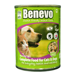 Benevo Duo cats & dogs 369 g