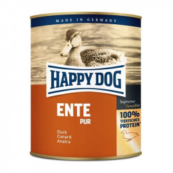 Happy dog Ente - 800 g