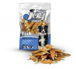 Calibra Joy ocean fish and chicken - 80 g