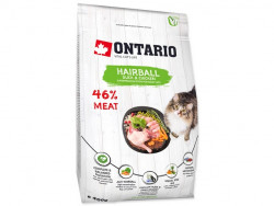 ONTARIO Cat Hairball - 0,4kg