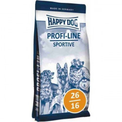 HAPPY DOG PROFI LINE 26 - 16 Sportive - 20 kg