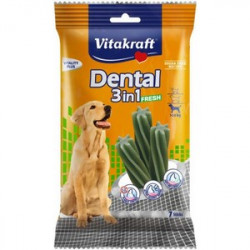 Vitakraft Dental Sticks 3in1 FRESH M 180g