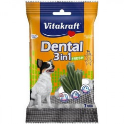 Vitakraft Dental Sticks 3in1 FRESH XS 70g