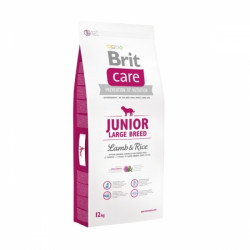 Brit Care Junior Large Breed Lamb & Rice - 12kg