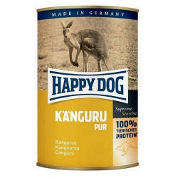 Happy Dog Känguru pur 400 g