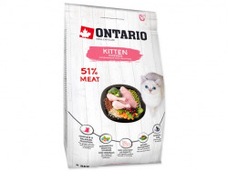 ONTARIO Kitten Chicken - 0,4kg