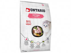 ONTARIO Kitten Chicken - 6,5kg