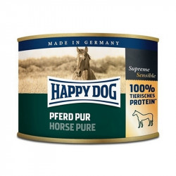 Happy Dog Pferd pur - 200g