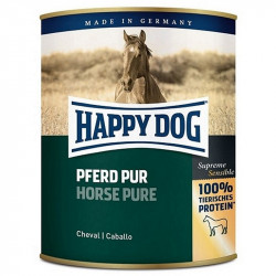 Happy Dog Pferd pur - 800g