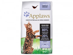 APPLAWS Dry Cat Chicken with Duck 2kg