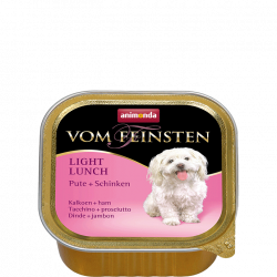 VOM FEINSTEN Light Lunch morka a šunka 150 g