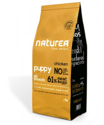 Naturea Puppy Chicken - 2 kg