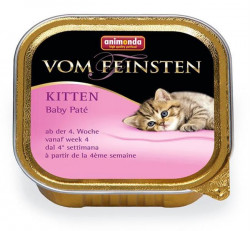 Animonda Vom Feinsten cat Kitten Baby Paté 100 g