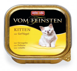 Animonda Vom Feinsten cat Kitten hydina 100 g
