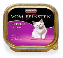 Animonda Vom Feinsten cat Kitten jahňa 100 g