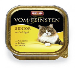 Animonda Vom Feinsten cat SENIOR hydina 100 g