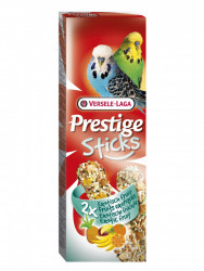 VERSELE-LAGA Prestige Sticks Budgies Exotic Fruit 60 g