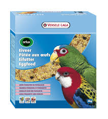 Versele-Laga Orlux Eggfood Dry For Parrots and Large Parakeets 4kg