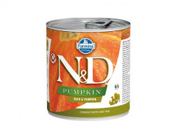 Farmina N&D dog PUMPKIN & Duck konzerva 285 g