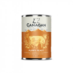Canagan Puppy Feast - 400g