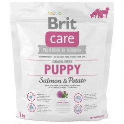 Brit Care Puppy All Breed Salmon & Potato - 1 kg