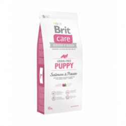 Brit Care Puppy all breed Salmon & Potato - 12kg